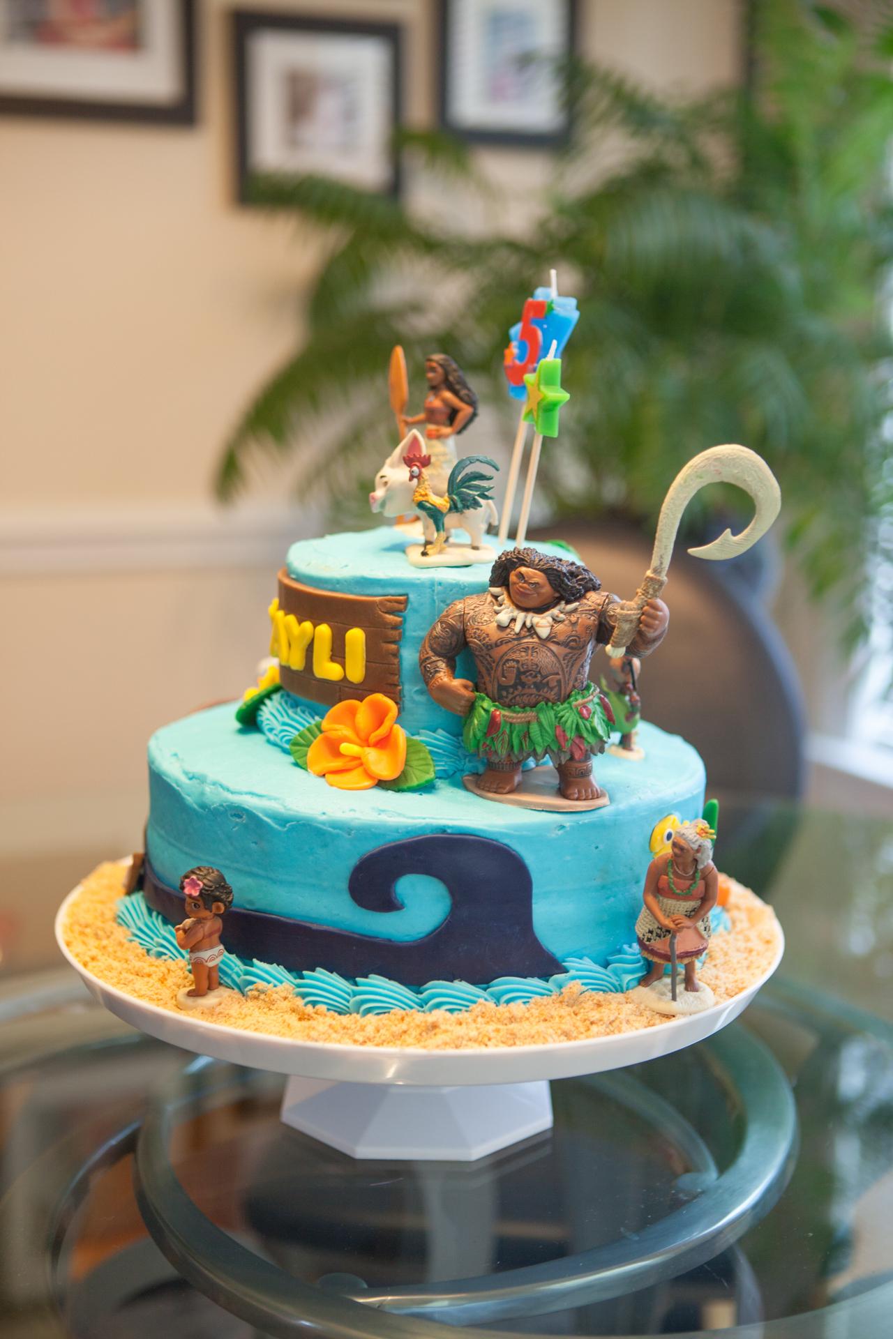 Kaylis 5th birthday party Philip Leslie Kayli